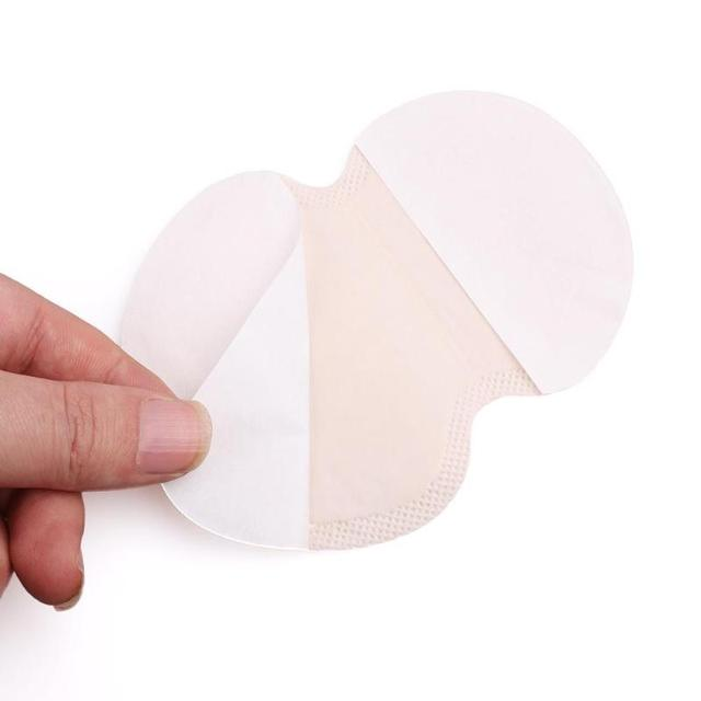 8-200pcs Disposable Underarm Sweat Pads for Clothing Sweat Armpit Absorbent Pads Summer Perspiration Patch Wholesale 5