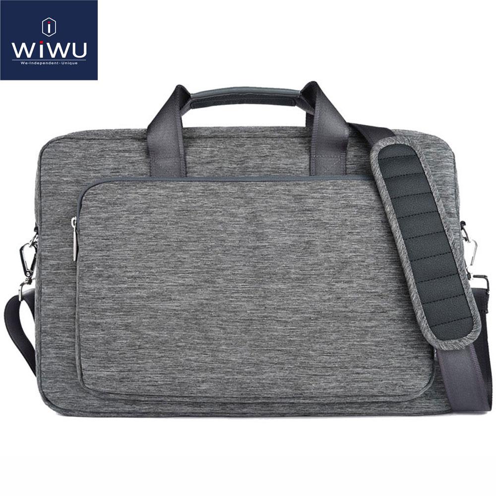 WIWU noutbuk çantası Xiaomi Notebook Air üçün 13.6 düymlük - Noutbuklar üçün aksesuarlar - Fotoqrafiya 3