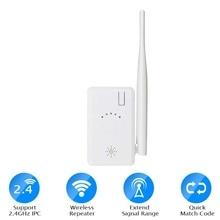 Repetidor extensor Hiseeu de rango WiFi, enrutador IPC para cámara de seguridad inalámbrica con cable NVR para ser inalámbrico
