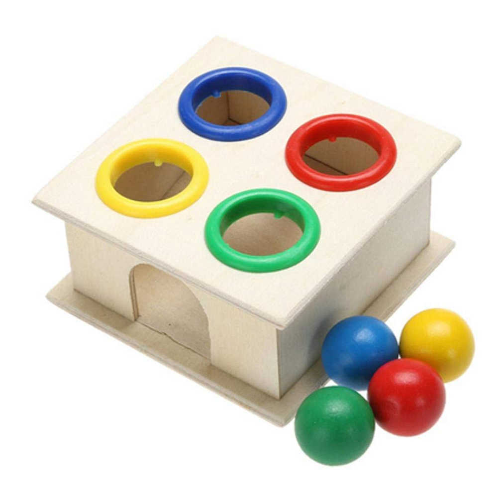 2020 chegada nova aprendizagem precoce brinquedos martelo de madeira brinquedo crianças brinquedos educativos quebra-cabeça crianças jogo de treinamento cor para crianças