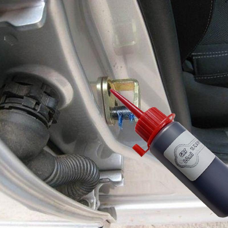 Lubrifiant Graphite de haute qualité pour porte de voiture couvercle de moteur porte de sécurité noyau de serrure de porte intérieure Nano Graphite poudre 60ml