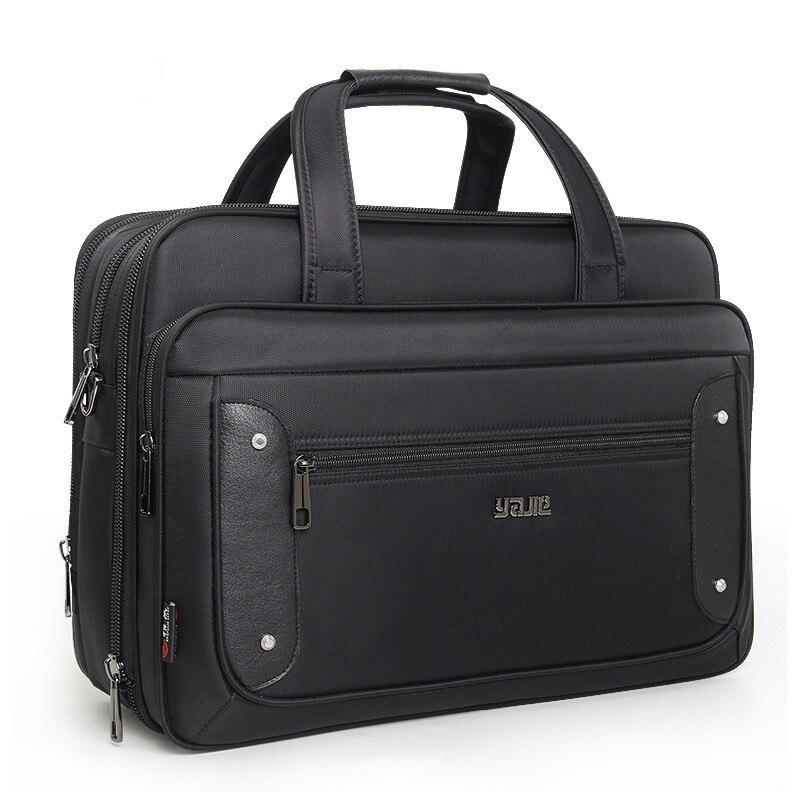 2019 топ-уровень Супер емкости плюс деловой мужской портфель женские сумки для ноутбука сумки 16 17 19 дюймов оксфордская сумка через плечо доро...