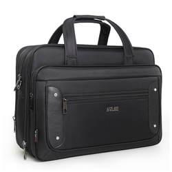 2019 топ-уровень Супер емкости плюс бизнес мужской портфель женские сумки для ноутбука сумки 16 17 19 дюймов Оксфорд Дорожная сумка через плечо