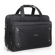 Men's Briefcase Handbags Travel-Bag Crossbody Business Top-Level 19inch Super-Capacity