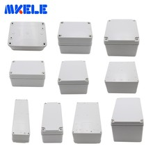 цены M3 Series Plastic Junction Box Waterproof Electrical Box ABS Material Case Elektronic Project Weatherproof Enclosure Box