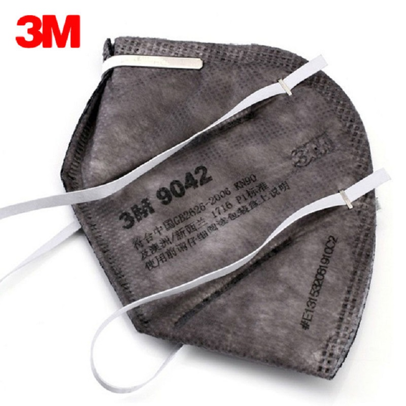 5/10pcs 3M KN90 9042 Gas Protective dust Mask Safety Masks Activeted Carbon Anti Vapor Particle Respirator Welding Mining5/10pcs 3M KN90 9042 Gas Protective dust Mask Safety Masks Activeted Carbon Anti Vapor Particle Respirator Welding Mining