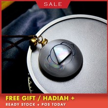 AURA REIKI Orgonite Grey Opal Pendant Natural Energy Crystal Pendant Accessories Reiki Amulet Charm Jewelry Lucky Love For Women