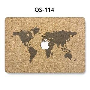 Image 2 - Para portátil MacBook portátil caso manga para MacBook Air, Pro Retina, 11 12 13,3 de 15,4 pulgadas con pantalla del teclado Protector de teclado cove