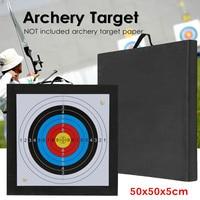 Y Target, высокая плотность, EVA пена для стрельбы, тренировочная доска для спорта на открытом воздухе, аксессуары для охоты, Рекурсивный лук, 50x50x5...