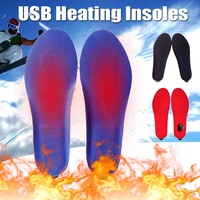 EUR Size 36 41 1800mAH Heating Insoles Winter Remote Control Battery Powered Heating Insoles Winter Keep Warm Foot Shoes Insole