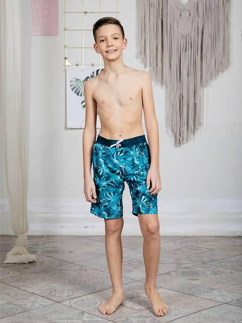Шорты швейные купальные Luminoso для мальчиков