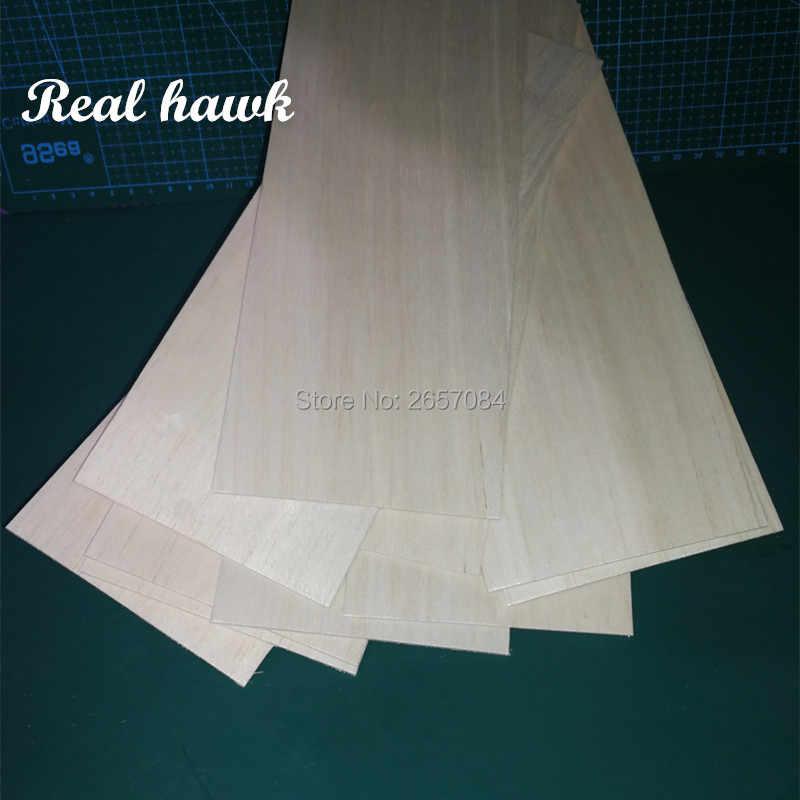 1 قطعة 1000x80x4 مللي متر AAA + نموذج ملاءات طوافة خشبية ل DIY RC نموذج طائرة خشبية قارب المواد