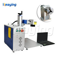 20 30 50 watt fiber laser metal engraving machine for bar code jewelry lazer marking machine