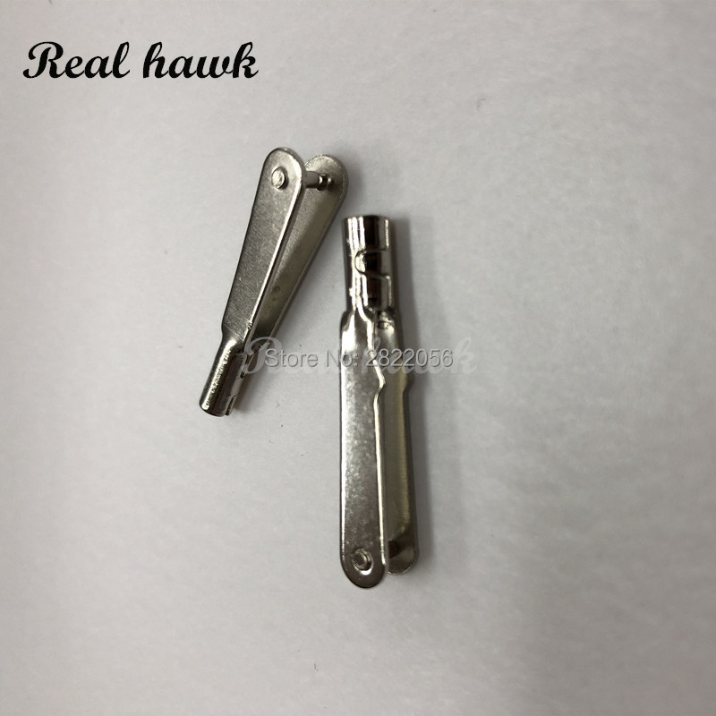 Metal Clevis M2*W4.7xL25mm/M3*W4.7xL30mm for RC Airplanes Parts Model Aeromodelling Replacement