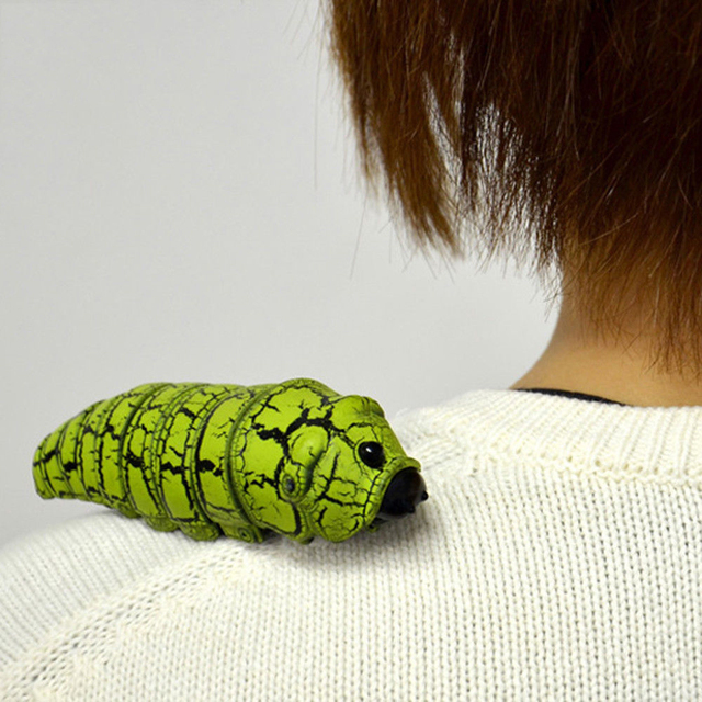 Infrared Remote Control Bionic Worm