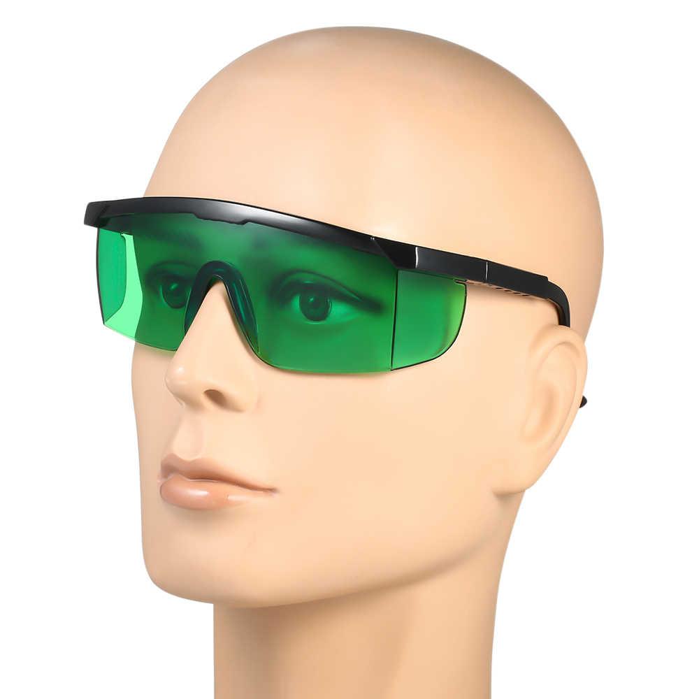 KKmoon כחול סגול לייזר לייזר משקפי מגן משקפיים אנטי לייזר בטיחות משקפיים Eyewear עיני לשימוש תעשייתי