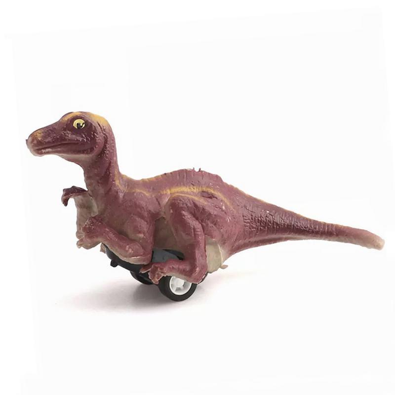 Zwierig Dinosaurus Model Pull Back Auto Speelgoed Tyrannosaurus Rex Triceratops Brachiosaurus Maiasaura 4 Pack Dinosaurus Speelgoed Pull Back Voertuig Om Zowel Thuis Als In Het Buitenland Bekend Te Zijn Voor Uitstekende Afwerking, Bekwaam Breien En Een Ele