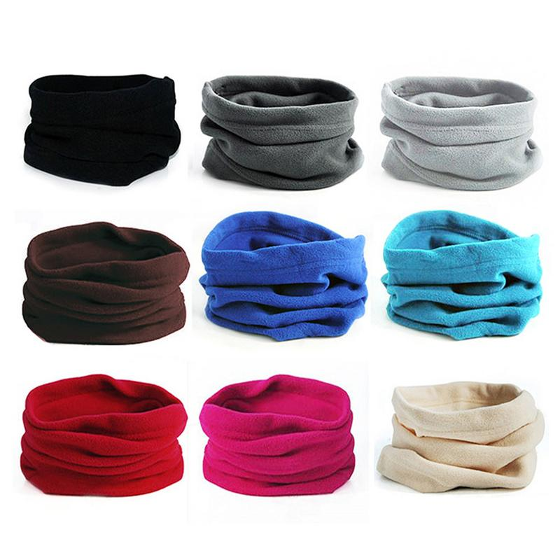 Multifunctional Magic Bandanas Moisture Wicking Warm Fleece Winter Thermal Fleece Windproof Outdoor Sports Cycling Mask Scarf Bracing Up The Whole System And Strengthening It Apparel Accessories