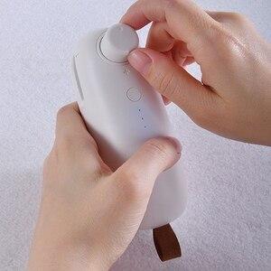 Image 4 - SANQ Usb Rechargeale портативная нагревательная машина для запечатывания пластиковых пакетов беспроводные ручные вакуумные пищевые герметики