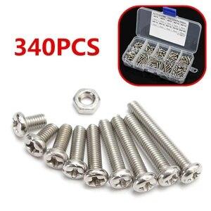340pcs/Box Repair Tools Set M3