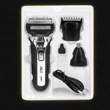 Portable Electric Shave 3 in 1 Hair Trimmer Men Sha