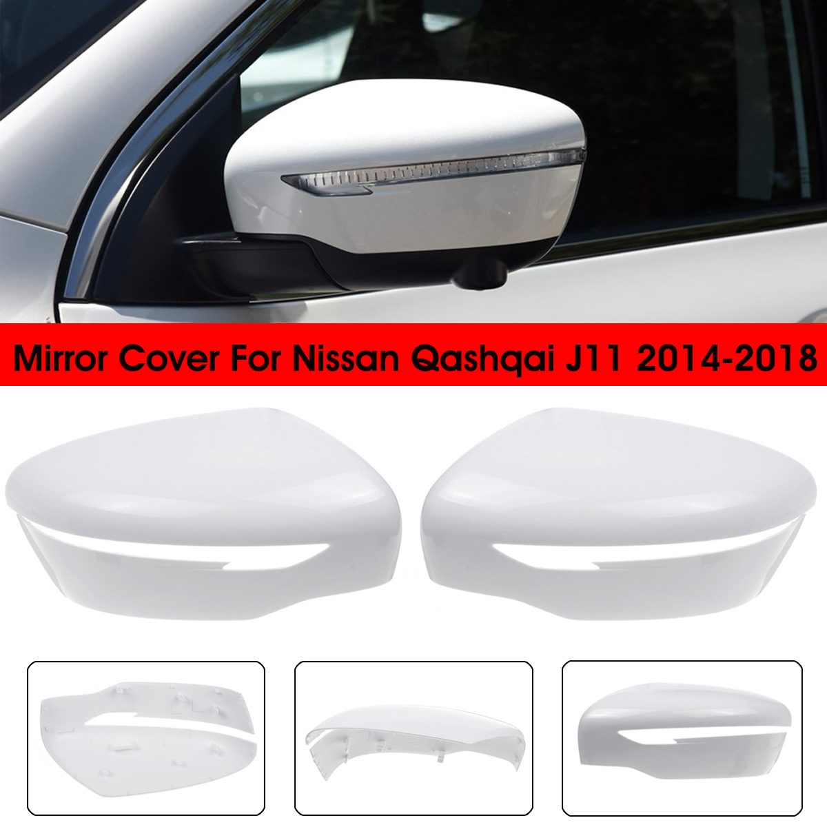 Right Driver Side Wing Mirror Glass Backing Plate Renault Trafic 2014-2018