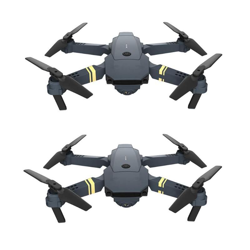 Drone pliant télécommandé HD photographie aérienne en temps réel quadrirotor Kit télécommande avion jouets électroniques enfants cadeaux