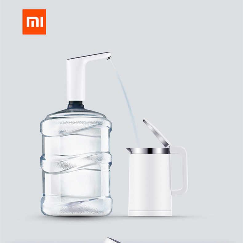 Xiaomi Mijia 3 Kehidupan Otomatis USB Mini Touch Switch Pompa Air Nirkabel Rechargeable Electric Dispenser Pompa Air dengan Kabel USB