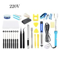 JF 8167 27 in 1 Universal Repair Tool Set with Bag Cell Phone Repair Tool Kits for Phone Repair Tools