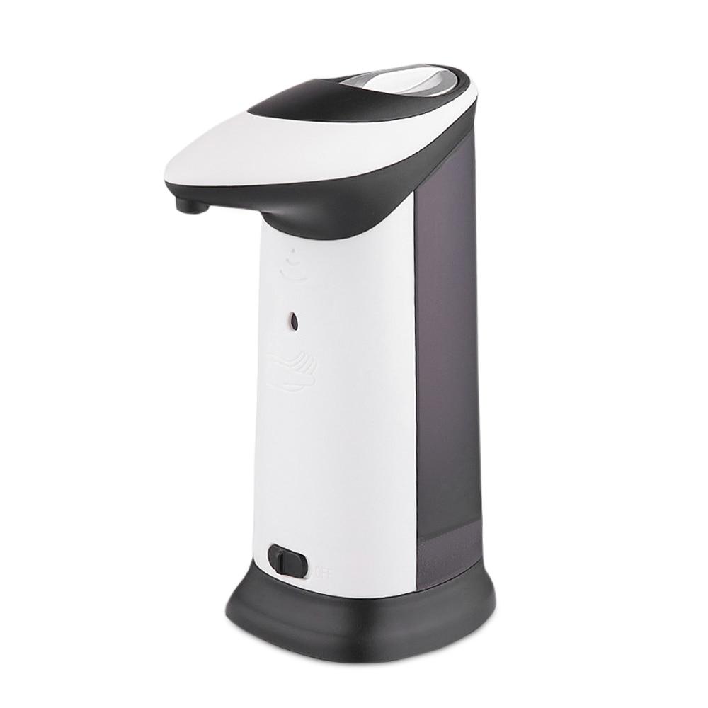 Hands Free Liquid Soap Dispenser Smart Automatic Infrared Sensor Touchless ABS Soap Dispenser For Bathroom Kitchen Wholsales