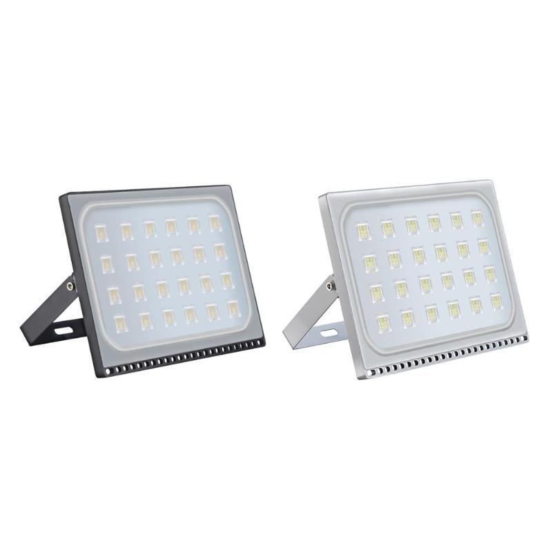 150/200/300/500W Ultrathin Floodlight AC 110V IP65 144/216/288/432LED Spotlight Outdoor Yard Lamp Aluminum PC SMD Lighting Lamp150/200/300/500W Ultrathin Floodlight AC 110V IP65 144/216/288/432LED Spotlight Outdoor Yard Lamp Aluminum PC SMD Lighting Lamp