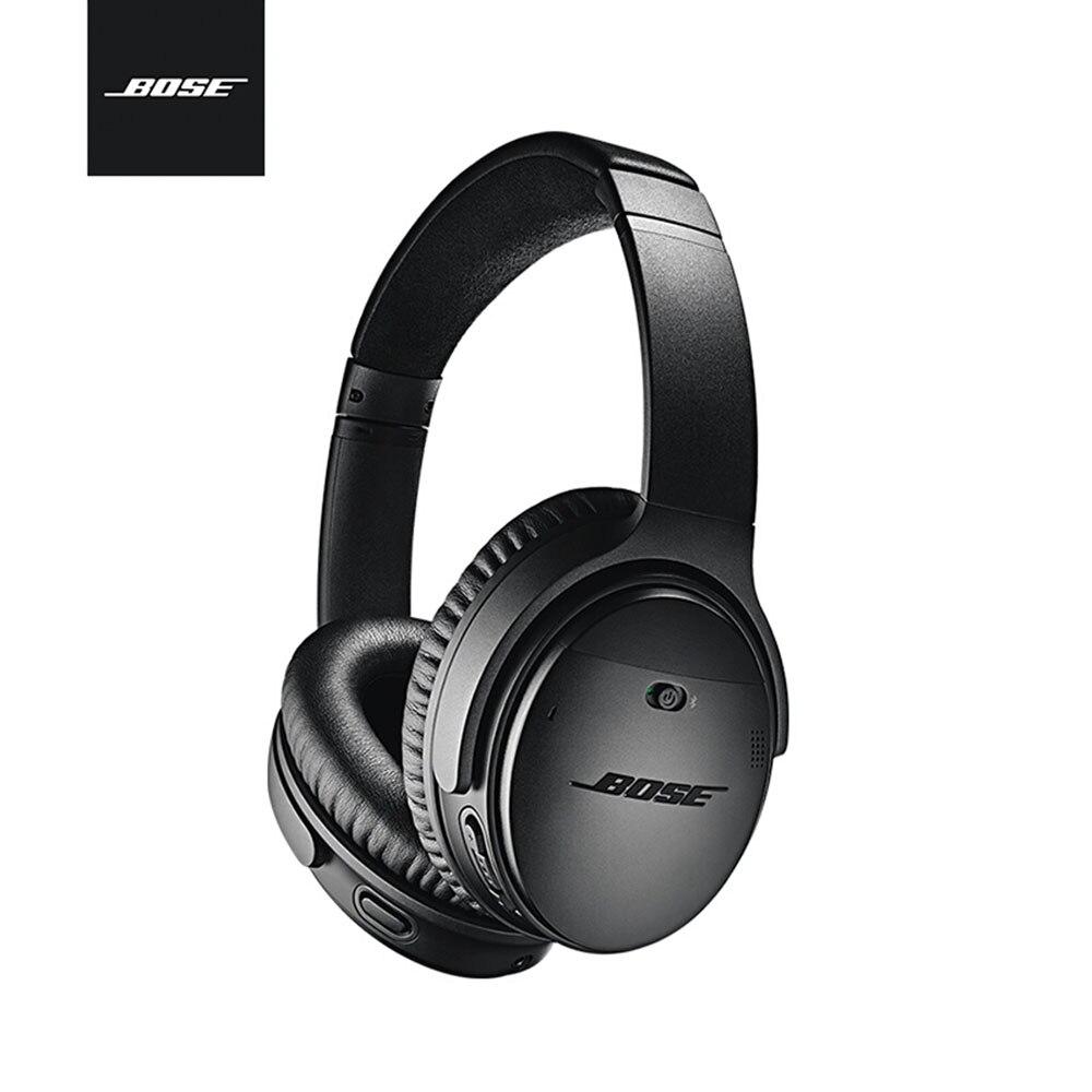 Bose QuietComfort 35 II ANC หูฟังหัว Bass ชุดหูฟังอะคูสติกหูฟังตัดเสียงรบกวน-ใน หูฟังบลูทูธและชุดหูฟัง จาก อุปกรณ์อิเล็กทรอนิกส์ บน AliExpress - 11.11_สิบเอ็ด สิบเอ็ดวันคนโสด 1