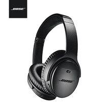 سماعات أذن لاسلكية Bose QuietComfort 35 II ANC مزودة بتقنية البلوتوث سماعات فوق الرأس مزودة بخاصية ضبط الصوت وإلغاء الضوضاء