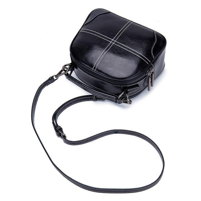 2019 New Women Messenger Bags Luxury Handbags Women Bags Designer Jelly Bag Fashion Shoulder Bag Females Cow Leather Handbags