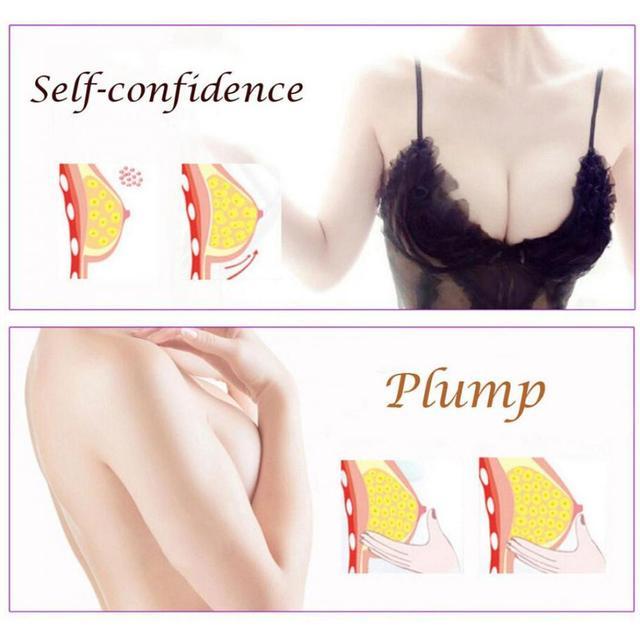Women Breast Enlargement Massage Essential Oil