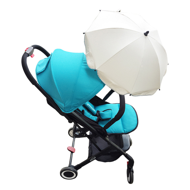 Umbrella Adjustable Baby Nest Stroller Organizer Car Sunshade Sun Visor Carriage Clip Kids Bebek Arabasi Stroller Accessories