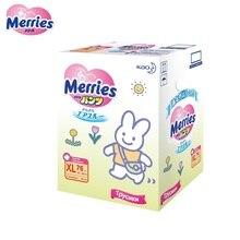 Трусики-подгузники Merries XL (12-22 кг) 76 шт.