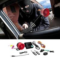 2 in 1 Car Alarm Car Security System Engine Locking System Keyless Entry Cars Remote Engine Start Stop Automotive
