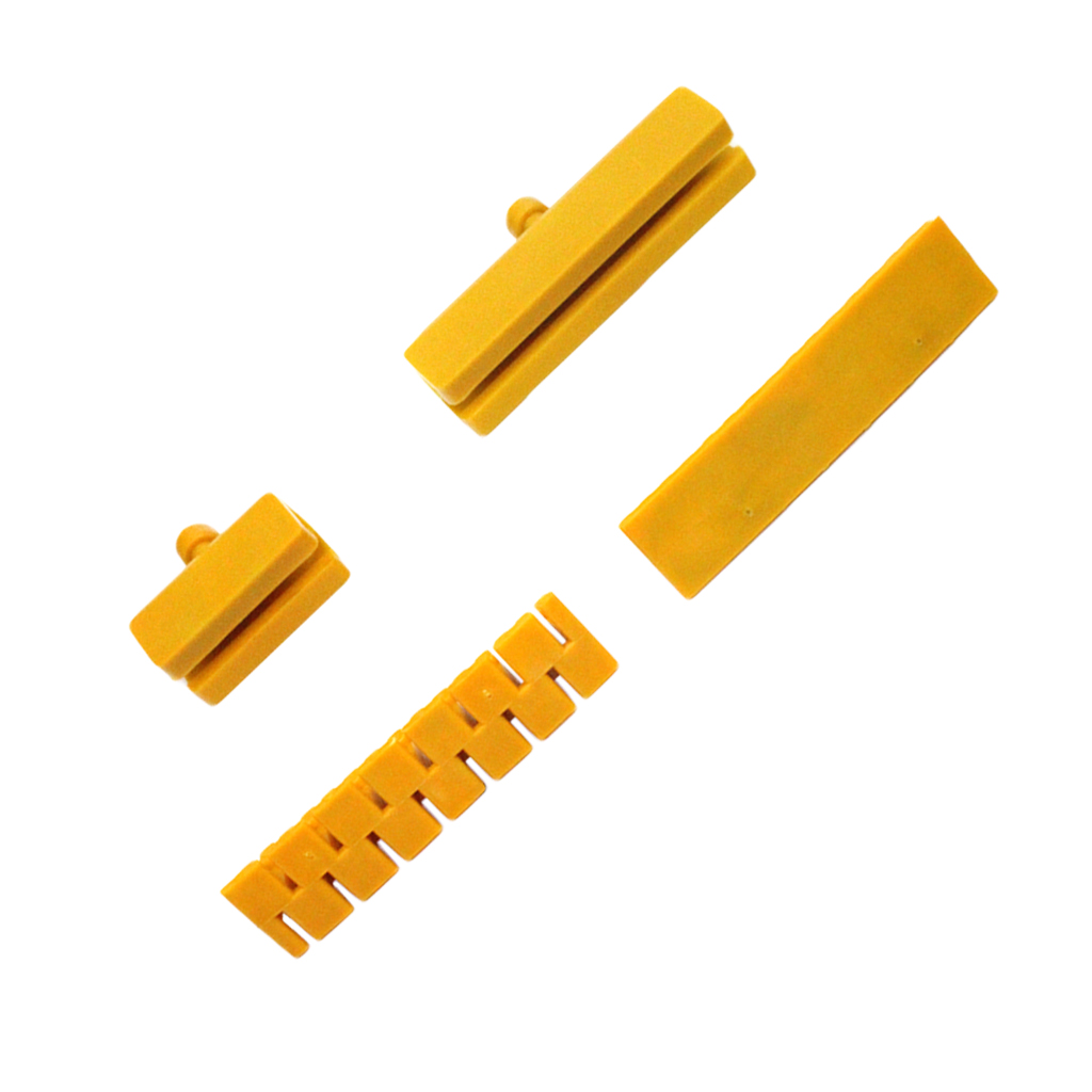 Image 5 - 4 Pcs Auto Body Dent Repair Tool Auto Paintless Dent Repair Set for Car Dent Remover and Hail Damage Kit Yellow 50 100mm