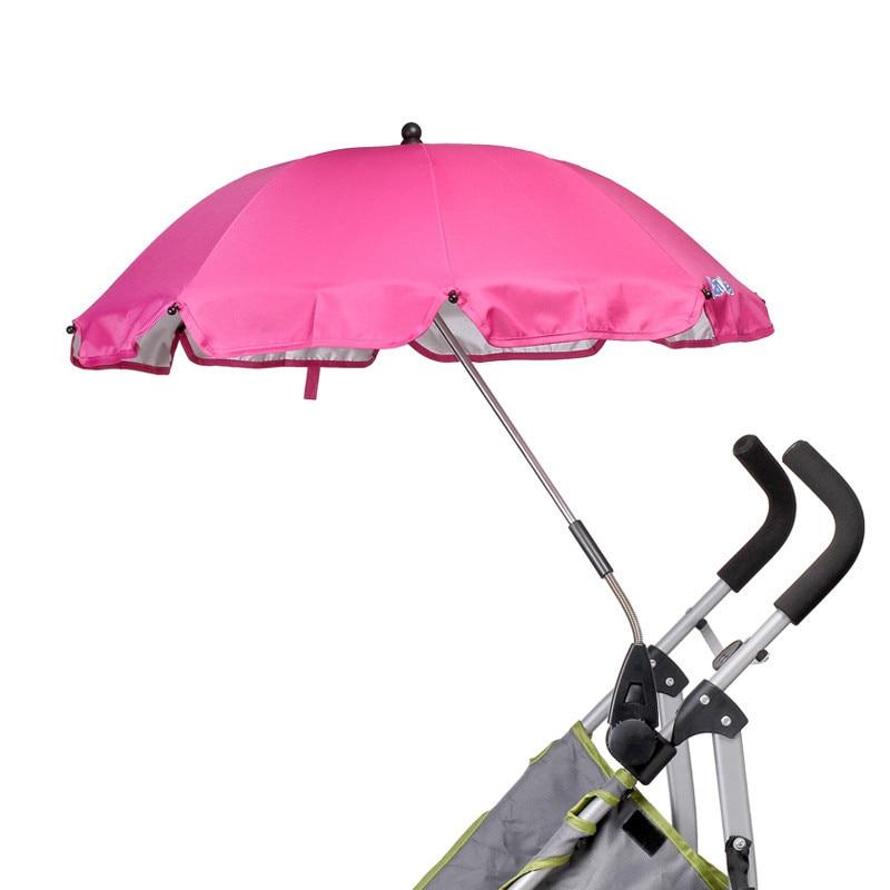 Aliexpress.com : Buy Baby Sunshade Umbrella For Stroller ...