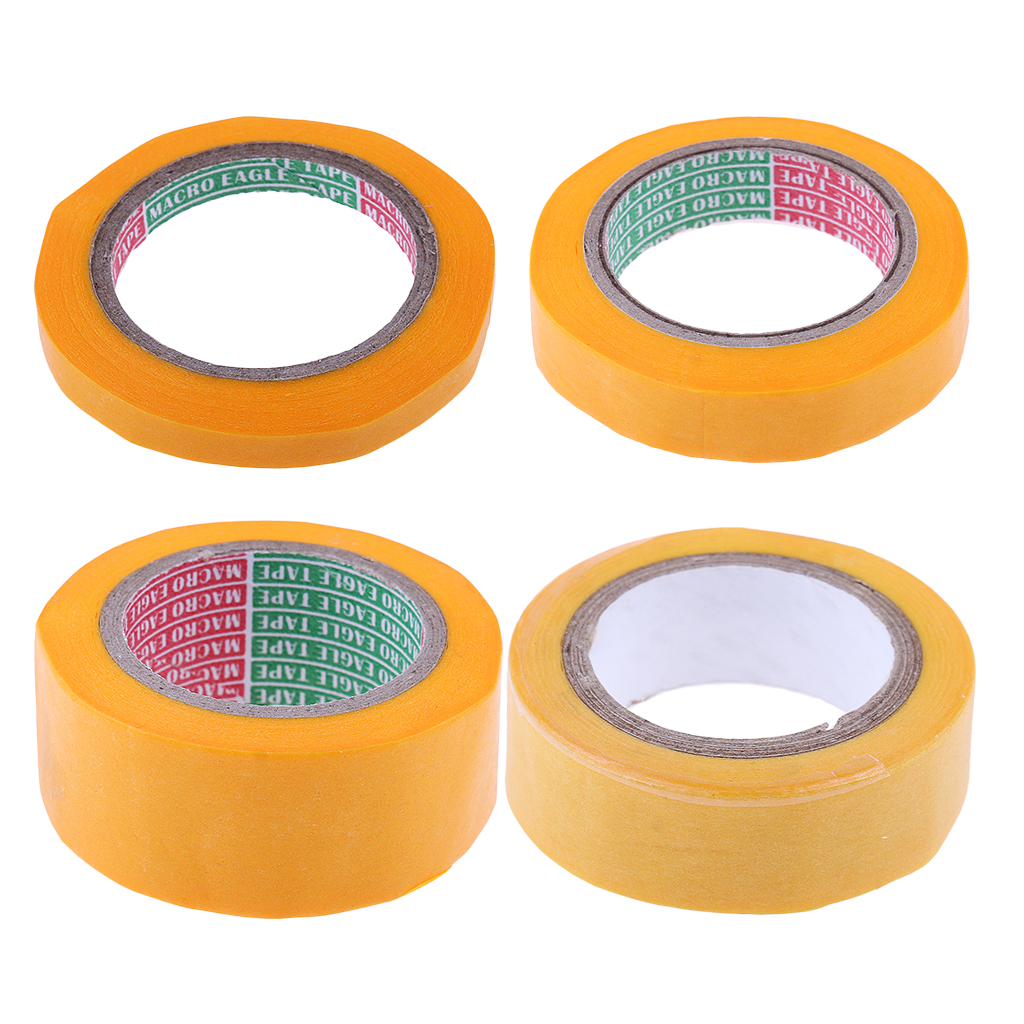 MagiDeal 6mm Model Craft Masking Tape Fine Border Marking Line DIY Paint Tapes Arts Craft Hobby Accessory