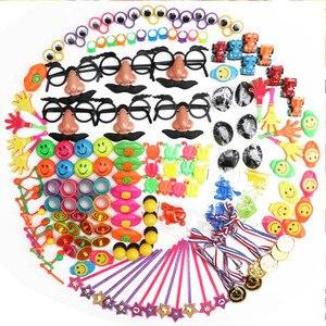Image 2 - Cadeaux danniversaire pour enfants, jouet en vrac pour prix Pinata, fournitures de fête, jouet Puzzle 150/130/120/100 pièces