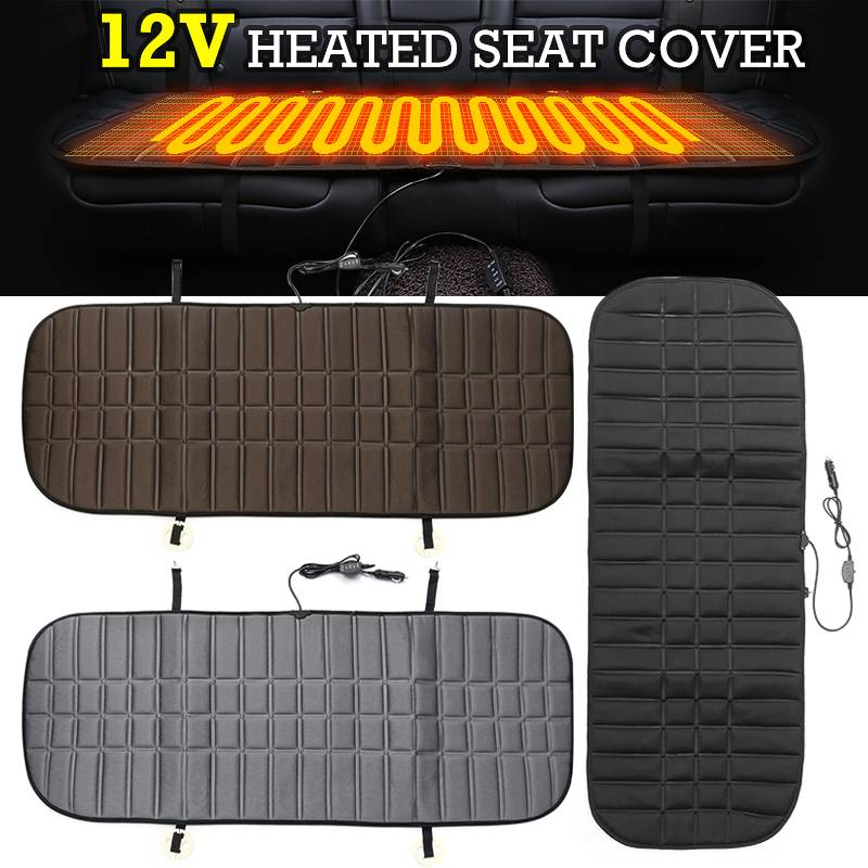 Pad Heater Cushion-Cover Automotive-Accessories Auto-Warmer Heated-Heating-Seat Rear-Back