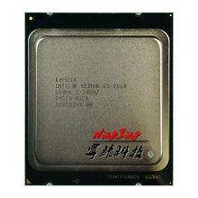 Intel Xeon E5-2660 E5 2660 2.2 GHz sekiz çekirdekli on altı iplik CPU işlemci 20M 95W LGA 2011