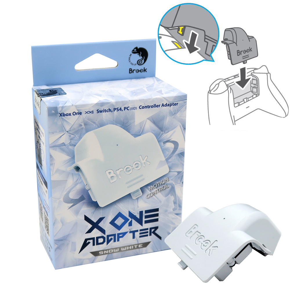 Brook X One Adapter for Xbox One to for PS4 Nintend Switch for Xbox One PC