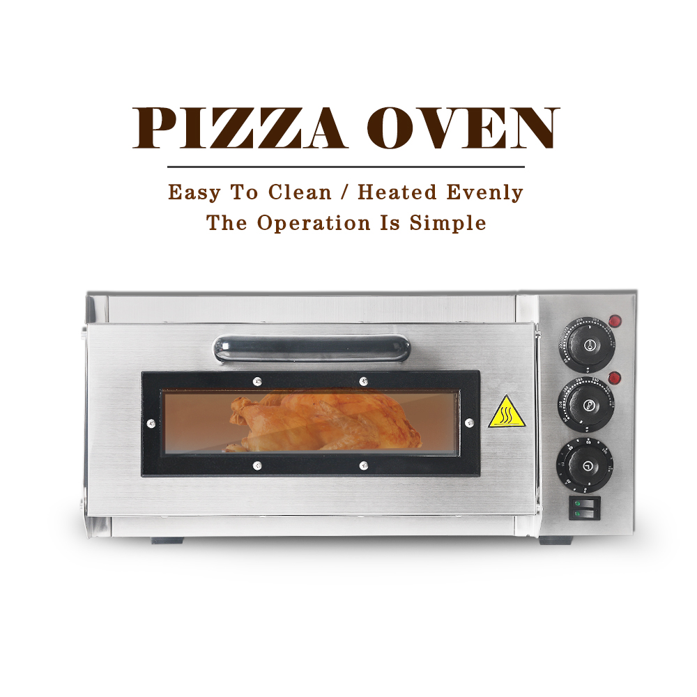 GZZT Electric Pizza Oven K-P1ST