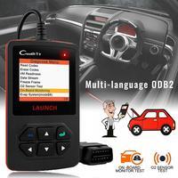 X431 Creader V+ OBD OBD2 Automotive Scanner Fault Code Reader With Multi language Car Diagnostic Tool Auto Scanner