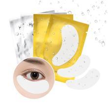10/20pcs Paper Patches Eyelash Under Eye Pads Lash Eyelash Extension Paper Patches Eye Tips Sticker Wraps Make Up Tools стоимость