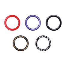 1 шт. двигатель автомобиля кнопка старт/стоп декоративное кольцо, Накладка для BMW 1/3/5 серий E87 E90 E60 320 автомобильные аксессуары