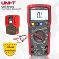 Цифровой мультиметр UNI-T UT89X/UT89XD true RMS; цифровой мультиметр с высоким током 20A  NCV/конденсатор/Триод/температурный тест
